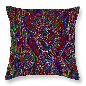 Life Series 3 Throw Pillow