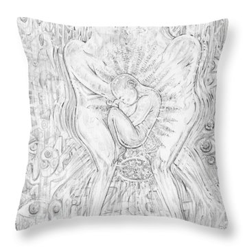 Life Series 5 Throw Pillow