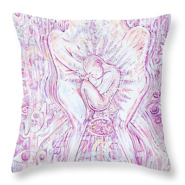 Life Series 6 Throw Pillow