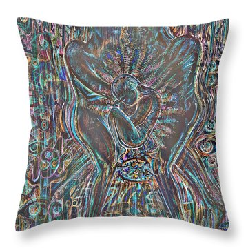 Life Series 7 Throw Pillow