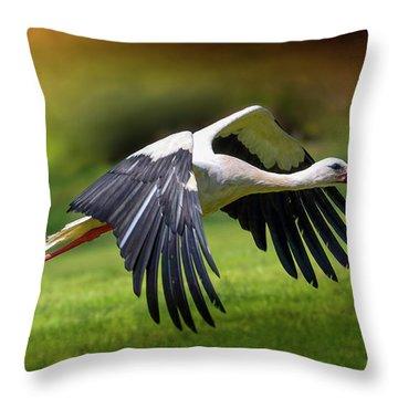 Lift Up Throw Pillow