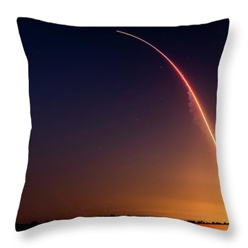 Liftoff Throw Pillow