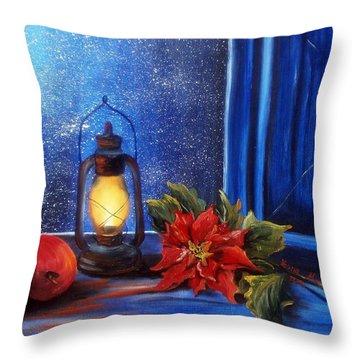 Light 2 Throw Pillow by Vesna Martinjak
