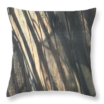Light 5 Throw Pillow