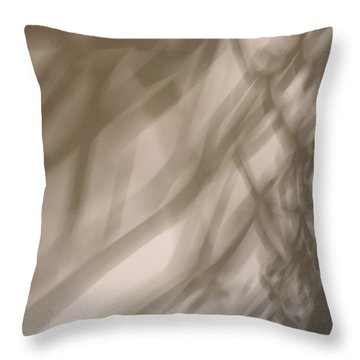 Light 7 Throw Pillow
