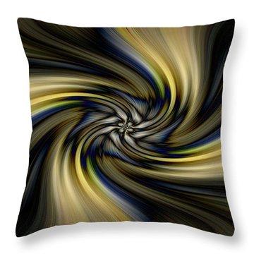 Light Abstract 10 Throw Pillow