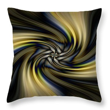 Light Abstract 10 Throw Pillow