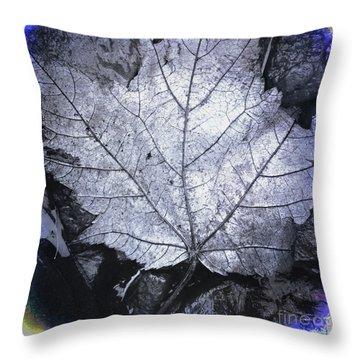 Light After Dark Throw Pillow