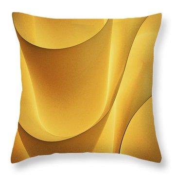 Light And Form I Throw Pillow