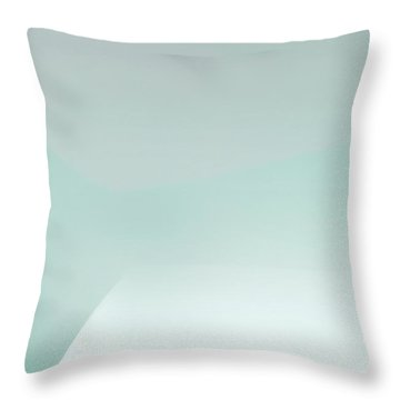 Light And Shadow I Throw Pillow