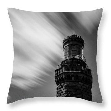Light And Time Throw Pillow