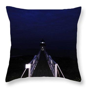Light In Darkness Throw Pillow