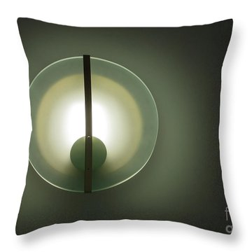 Light In The House Throw Pillow