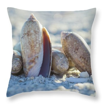 Throw Pillow featuring the photograph Light. Nature. Passion. by Melanie Moraga