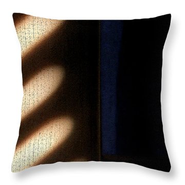 Light Rays Throw Pillow