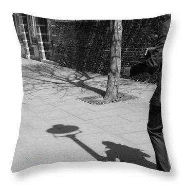 Light Support Throw Pillow