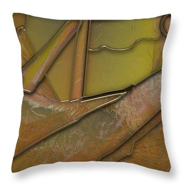 ' Lighter Than Air ' Throw Pillow