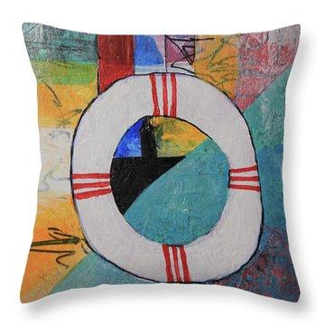 Lighthouse A Throw Pillow