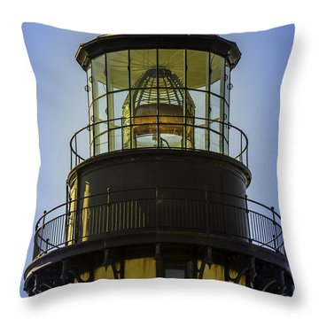 Lighthouse Light Throw Pillow