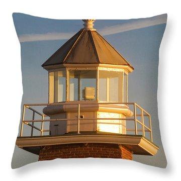 Lighthouse Wonder Throw Pillow
