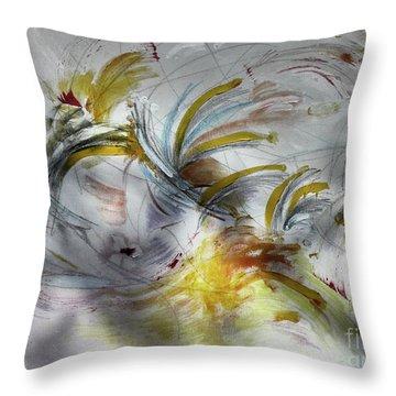 Lightness Of Being Throw Pillow