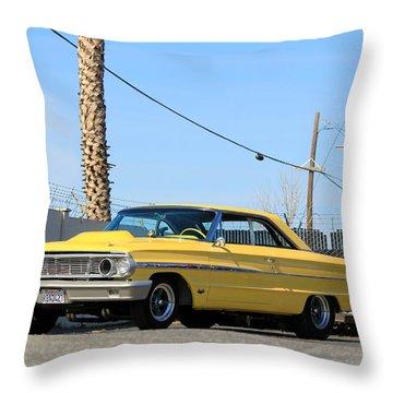 Lightweight 427 Throw Pillow