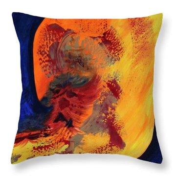 Lili II Throw Pillow