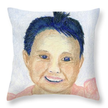 Lillian Throw Pillow