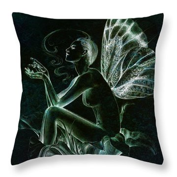 Lily Fay Throw Pillow