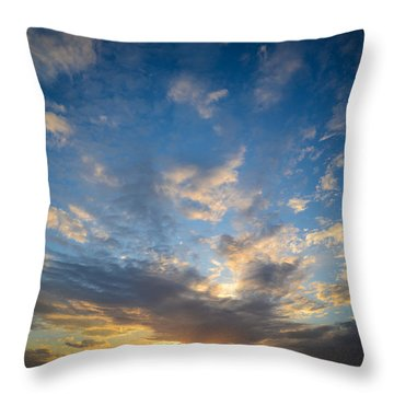 Liminal Throw Pillow