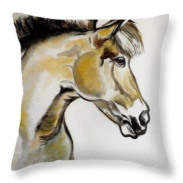 Linden Throw Pillow
