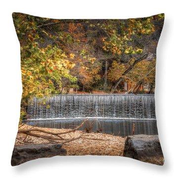 Lindenlure Throw Pillow