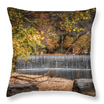 Lindenlure Throw Pillow