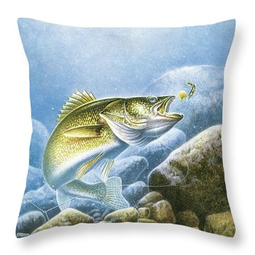 Bottom Throw Pillows