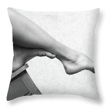 Lines #7030 Throw Pillow
