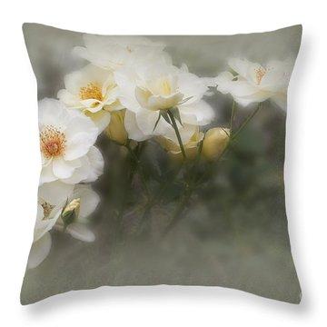 Linnea Throw Pillow by Elaine Teague