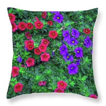 Listen To The Wind. It Talks. Listen To Silence. It Speaks. Listen To Your Heart. It Knows.  Throw Pillow