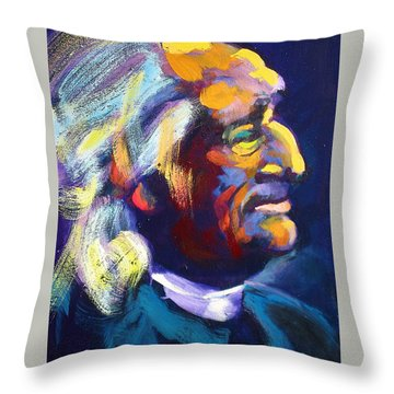 Liszt Throw Pillow