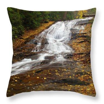 Little Fall Throw Pillow