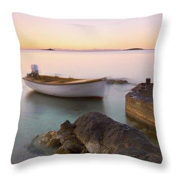 Little Haven Throw Pillow
