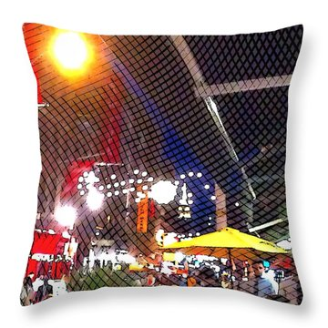 Little Italy Throw Pillow
