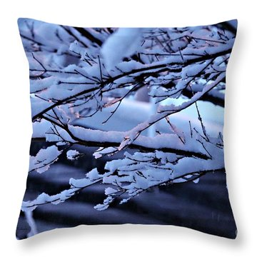 Little Light Make Me Smile  Throw Pillow