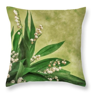 Little Poison Throw Pillow