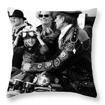 Little Rocker Throw Pillow