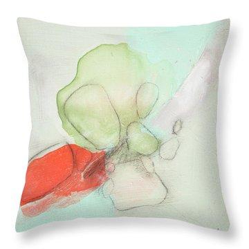 Little Secret 03 Throw Pillow