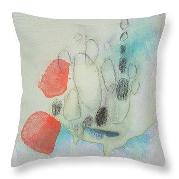 Little Secret 05 Throw Pillow