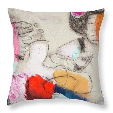 Little Secret 09 Throw Pillow