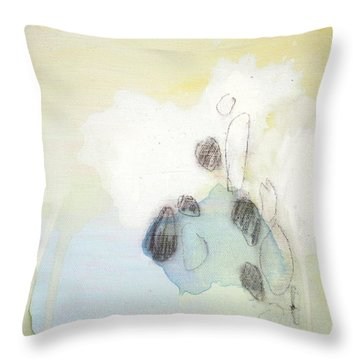 Little Secret 10 Throw Pillow
