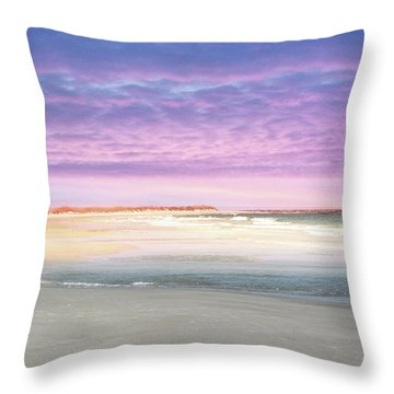 Little Slice Of Heaven Throw Pillow