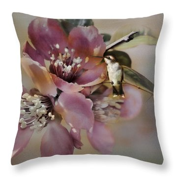 Little Wonder Throw Pillow